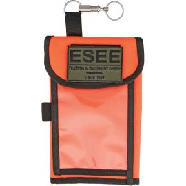 Map Case Orange