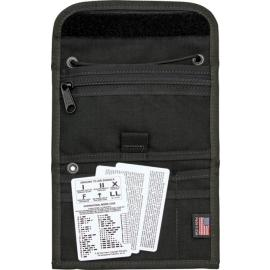 Borsa per documenti ESEE Passport Case Black