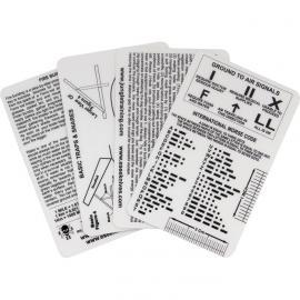 Carte ESEE Izula Gear Survival Card