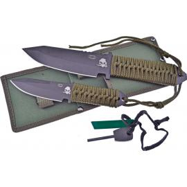 Camp Knife Set