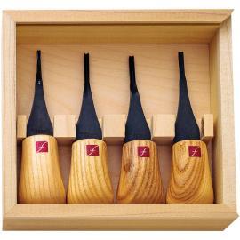Flexcut,Intaglio su legno,Set di mini-Palma