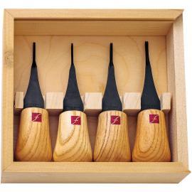 Flexcut,Intaglio su legno,Set di micro-Palm