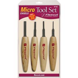 Flexcut,Intaglio su legno,Scalpello Micro Tool Set