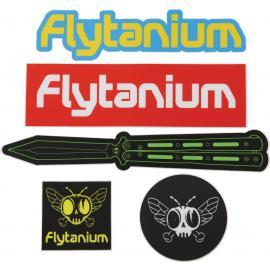 Confezione da auto Flytanium