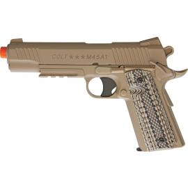 Colt 1911 CO2 Desert Tan