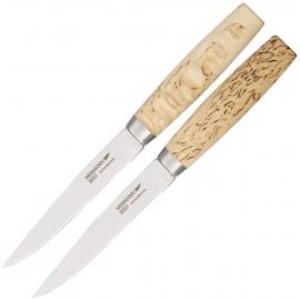 Coltelli da cucina Mora Two Piece Steak Knife Gift Set
