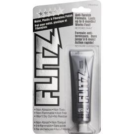 Tubetto di crema per lucidare i metalli Flitz Polish 1.76 Oz. Tube