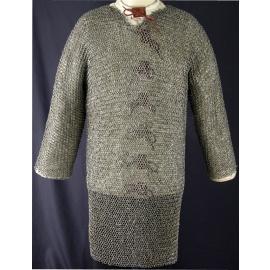Cotta di maglia medievale Get Dressed For Battle Hauberk