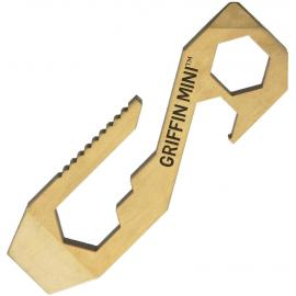 Griffin Pocket Tool GPT-MINI-BRASS GPT Mini tasca strumento in ottone