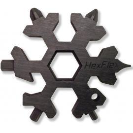 HexFlex,Nuovi Articoli,Strumento di avventura nero Standard