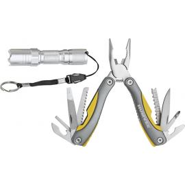Kit torcia e multitool Humvee Light/Multi Plier Set