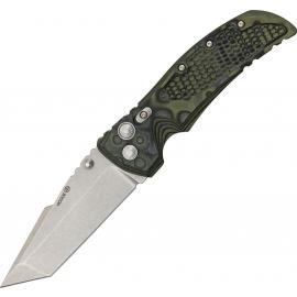 Coltello Hogue Tactical Tanto Folder green Mascus