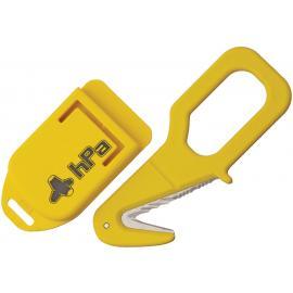 Accessorio tattico HPA Rescue Escape Knife Yellow