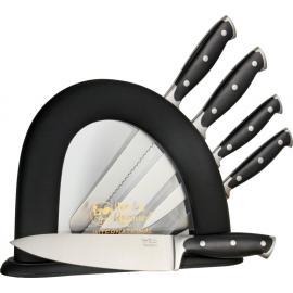 Coltelli da cucina Hen & Rooster Five Piece Kitchen Knife Set