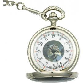 Orologio da taschino Infinity Wolf Pocket Watch