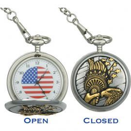 Orologio da taschino Infinity Liberty Pocket Watch
