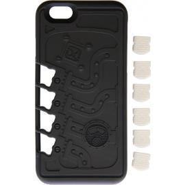 Stowaway EDC iPhone Case Black