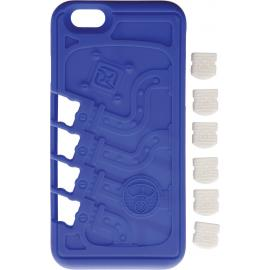 Stowaway EDC iPhone Case Blue