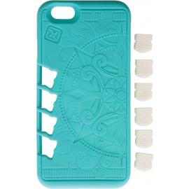 Stowaway EDC iPhone Case Teal
