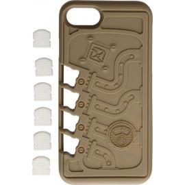 Stowaway EDC iPhone7 Case Tan