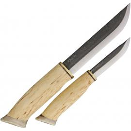 Elk Couple Two Knife Set