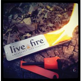 Esca per fuoco Live Fire Emergency Fire Starter