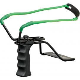 Fionda Marksman Zombie Splat Slingshot Kit green
