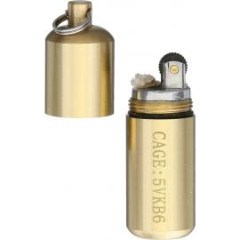 Brass Peanut Lighter