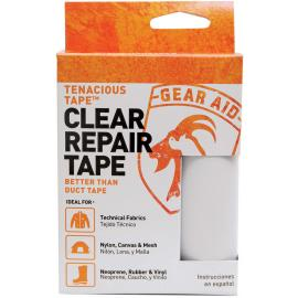 Tenacious Tape Clear
