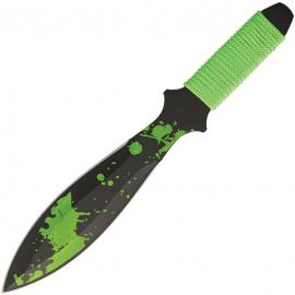 Zombie Nick Throwing Knife