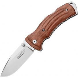 Lockback Wood Handle