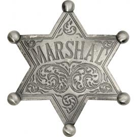 Badges of the Old West - Marshal