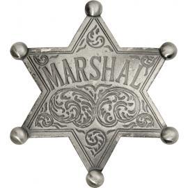 Marshal Badge