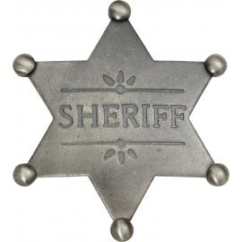 Badges of the Old West - Sheriff