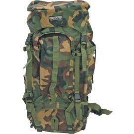 Misc Heavy Duty Backpack Camo