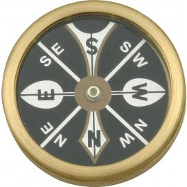 Large Pocket Compass