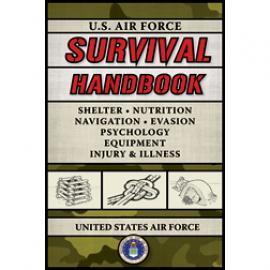 Books 44060 Manuale di sopravvivenza del USAF