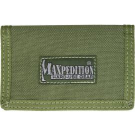 Micro Wallet OD Green