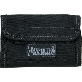 Spartan Wallet Black