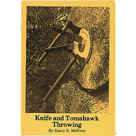 Libro Book Knife and Tomahawk