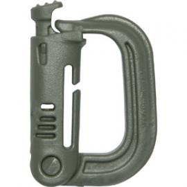 Accessori, anelli, ganci Maxpedition Grimloc Locking D-Ring