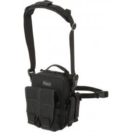 Mag Bag Double Black