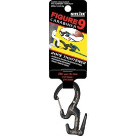 Nite Ize Small Figure 9 Carabiner Rope Tightener