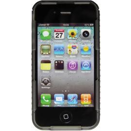 Custodia per iPhone 4 e 4S Nite Ize Connect Case Smoke