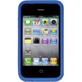Custodia per iPhone 4 e 4S Nite Ize BioCase Blue