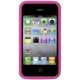 Custodia per iPhone 4 e 4S Nite Ize BioCase Pink 2