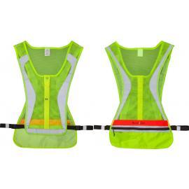 Giubbino riflettente per corridori Nite Ize LED Safety Running Vest LG/XL