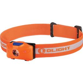 H05 Active Headlamp Orange