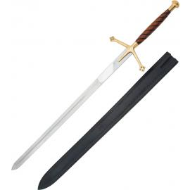 Claymore Sword Wood