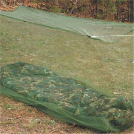 Pro Force Jungle Mosquito Net Single Olive Green